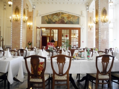 Piestany: Hotel Thermia Palace