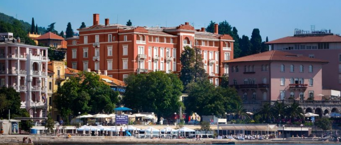 Opatija Hotel Imperial ext
