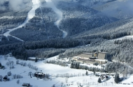 Spindermuehle Hotel Horal Winter