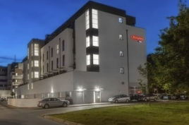 Swinemuende Hotel Hampton by Hilton ext