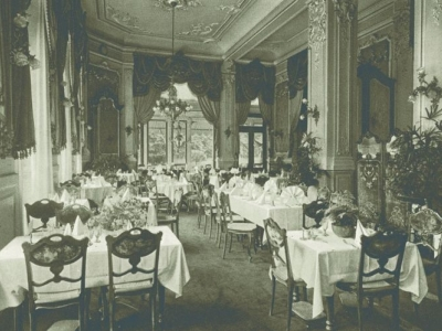 Karlsbad Grandhotel Pupp Back into History Grandrestaurant