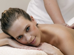 Wellness Massage Frau