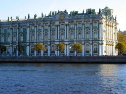St Petersburg Winterpalast