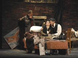Prag Nationaltheater La Boheme