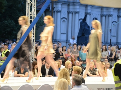 Warschau Fashion Show